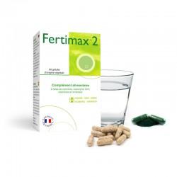 Fertimax 2 pour la qualité du sperme