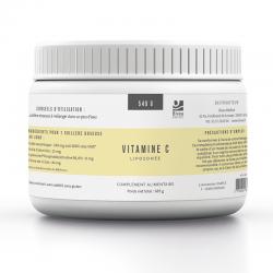 Vitamine c liposomale 240mg bivea médical