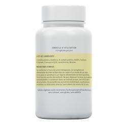 Neuroplastine ingrédients centella asiatica et lactoferrine