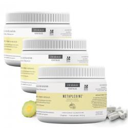 Lot de 3 boites de Metaplexine complément alimentaire Bivea Médical