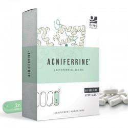Complément alimentaire Acniferrine de Bivea Médical à base de lactoferrine