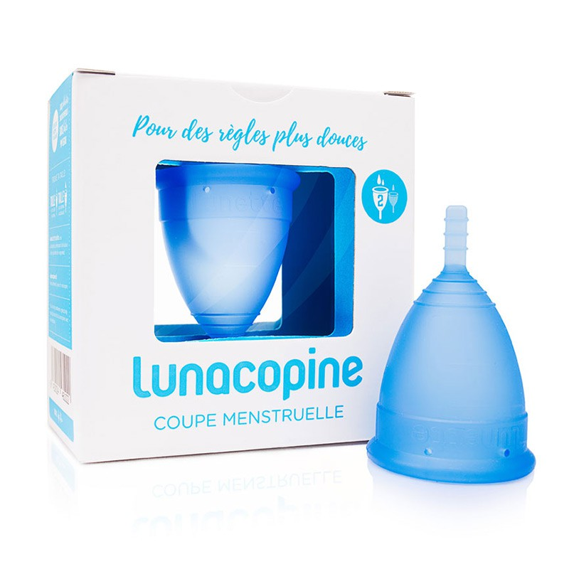 Lunacopine bleue taille 2 boite
