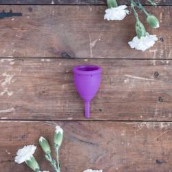 Coupe menstruelle Lunacopine taille 1 violette