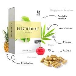 Boite de Plastiferrine et ses ingrédients