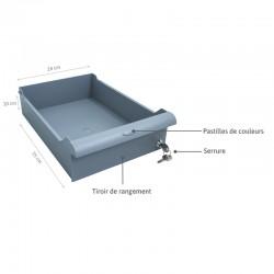 Description grand tiroir Pilulier 4S Anabox